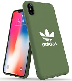 Moulded Case Canvas vert Coque Adidas Originals 785300139458 Photo no. 1