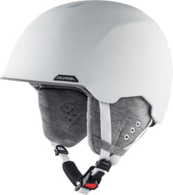 ALBONA Wintersport Helm Alpina 494990853010 Grösse 53-57 Farbe weiss Bild-Nr. 1