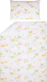 SARA Federa per cuscino raso 451304210661 Colore Verde chiaro Dimensioni L: 65.0 cm x A: 65.0 cm N. figura 1