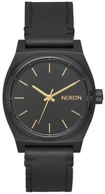 Medium Time Teller Leather All Black 31 mm Armbanduhr Nixon 785300137020 Bild Nr. 1