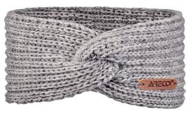 Stirnband Knoten Bandeau pour enfant Areco 466816857081 Taille 57 Couleur gris claire Photo no. 1
