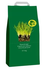 Rasendünger, 5 kg Migros-Bio Garden 658308300000 Bild Nr. 1
