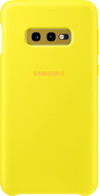 Silicone Cover Yellow Hülle Samsung 785300142429 Bild Nr. 1
