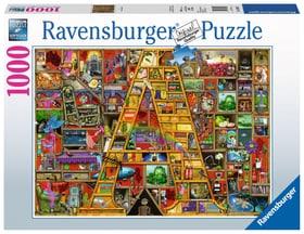 """Awsome alphabet """"A"""" 1000 P. Puzzles Ravensburger 748679800000 Photo no. 1"""