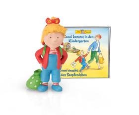 Tonies Hörbuch Conni - Conni kommt in den Kindergarten/Conni macht das Seepferdchen (DE) Hörbuch 747321800000 N. figura 1