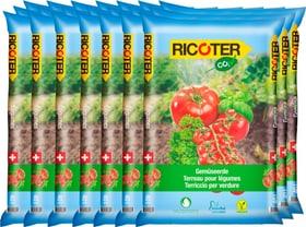 Gemüseerde, 21 x 40 l Spezialerde Ricoter 658116700000 Bild Nr. 1