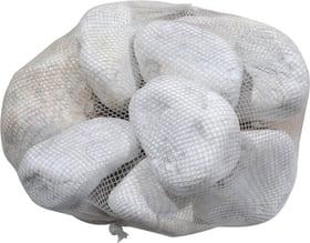 Kies Bianco Carrara getrommelt 15 kg 647509200000 Bild Nr. 1