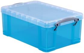 Boîtes de plastique 9L Boîte de rangement Really Useful Box 603732500000 Taille L: 15.5 x L: 25.5 x H: 39.5 Couleur Acqua Photo no. 1