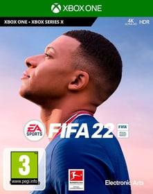 XONE - FIFA 22 Box 785300161107 Photo no. 1