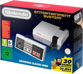 Entertainment System Classic Mini console de jeu Nintendo 785433700000 Photo no. 1