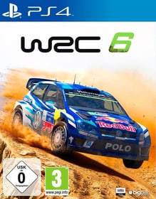 PS4 - WRC 6
