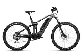 "Uproc7 4.10 FS 27.5"" E-Mountainbike (Fully) FLYER 463392700420 Farbe schwarz Rahmengrösse M Bild Nr. 1"