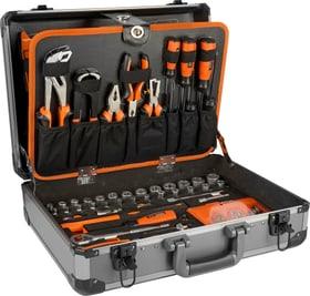 Werkzeugkoffer Professional 138-tlg. Werkzeugkoffer Do it + Garden 601472200000 Bild Nr. 1
