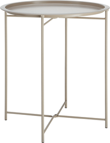 DAKAR Ø46 x 51 cm Tavolino accostabile 753406300003 Taglio A: 51.0 cm N. figura 1