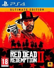 PS4 - Red Dead Redemption 2 - Ultimate Edition (I) Box 785300139353 Lingua Italiano Piattaforma Sony PlayStation 4 N. figura 1