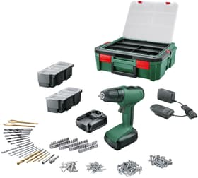 UniversalDrill sans fil 18V Li-2 Set Perceuse-visseuse Bosch 616124400000 Photo no. 1