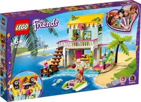 LEGO Friends 41428 Strandhaus mit Tretboot 748992300000 Bild Nr. 1