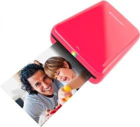 ZIP Mobile Imprimante photo rouge
