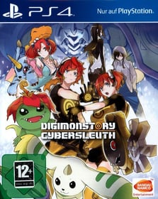 PS4 - Digimon Story Cyber Sleuth Box 785300122022 Photo no. 1