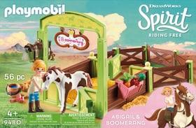 Playmobil 9480 Abigail Boomerang 748004300000 N. figura 1
