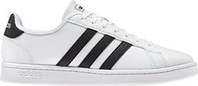 Grand Court Chaussures de loisirs pour homme Adidas 465418443010 Taille 43 Couleur blanc Photo no. 1