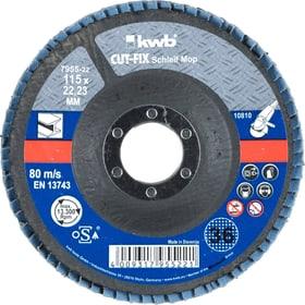 CUT-FIX® Schleifmop für Metall ø 115 mm, K36 kwb 610521900000 Bild Nr. 1