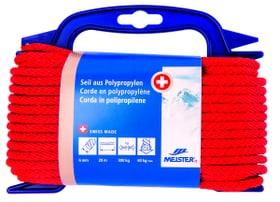 Corde en polypropylène Meister 604728200000 Taille 6 mm x 20 m Photo no. 1