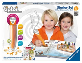 Tiptoi Starter-Set Jahrzeitenbuch (D) Ravensburger 74454159000016 Bild Nr. 1