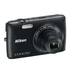 Nikon Coolpix S4300 schwarz Kompaktkamer 95110003046013 Bild Nr. 1