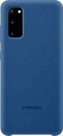 Silicone Hard-Cover Navy Coque Samsung 785300151163 Photo no. 1