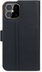 Slim Wallet Selection Anti Bac for iPhone 12 / 12 Pro black Coque XQISIT 798670300000 Photo no. 1