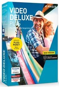 Video deluxe Plus 2019 [PC] (D) Physisch (Box) Magix 785300139194 Bild Nr. 1