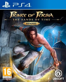 PS4 - Prince of Persia: The Sands of Time Remak Box 785300155789 Bild Nr. 1