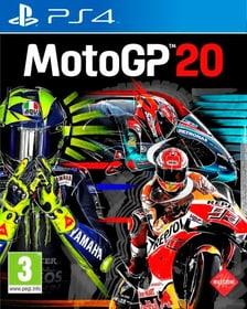 PS4 - MotoGP 20 Box 785300151332 Photo no. 1