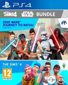 PS4 - The Sims 4 - Star Wars: Journey to Batuu Bundle Box 785300155787 Bild Nr. 1