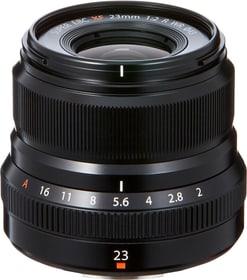 XF 23mm F2.0 R WR schwarz Objektiv FUJIFILM 785300125825 Bild Nr. 1