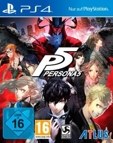 PS4 - Persona 5 785300122402 Photo no. 1