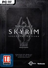 PC - Pyramide: The Elder Scrolls V Skyrim - Legendary Edition Box 785300121618 N. figura 1