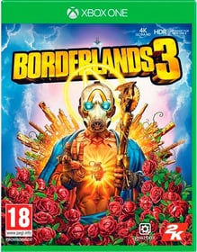 Xbox One - Borderlands 3 Box 785300145695 Langue Français Plate-forme Microsoft Xbox One Photo no. 1