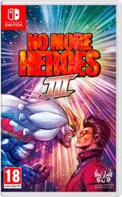 NSW - No More Heroes 3 Box Nintendo 785300158350 Photo no. 1