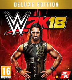 PC - WWE 2K18 Deluxe Download (ESD) 785300133876 Photo no. 1