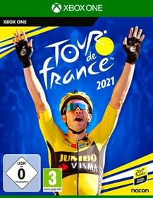 XONE - Tour de France 2021 D/F Box 785300160170 Photo no. 1