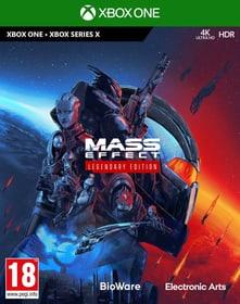 XONE - Mass Effect Legendary Edition Box 785300159260 N. figura 1