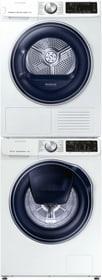 WW80M645OPW/WS - DV80N62532W/WS QuickDrive (Tour de lavage 8) Tour de lavage Samsung 717226800000 Photo no. 1