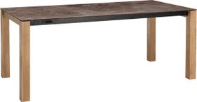 MEDICI Table 402385515008 Couleur Iron Bronze Dimensions L: 190.0 cm x P: 90.0 cm x H: 75.0 cm Photo no. 1