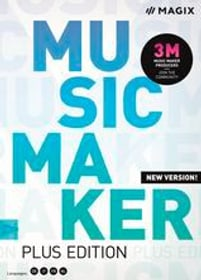 Music Maker Plus Edition 2020 [PC]  (D/F/I) Physisch (Box) 785300146278 Photo no. 1
