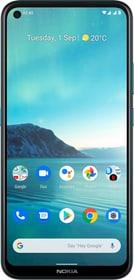3.4 64 GB blau Smartphone Nokia 794660000000 Bild Nr. 1