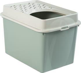 Le bac à litière pour chat Berty ouvert en haut Articles pour animaux Rotho 604045300000 Photo no. 1