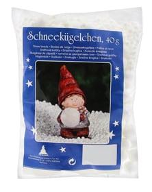 Schneekügelchen Weihnachtsdekoration Geroma 657926100000 Bild Nr. 1