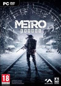 PC - Metro Exodus D Box 785300137351 Bild Nr. 1